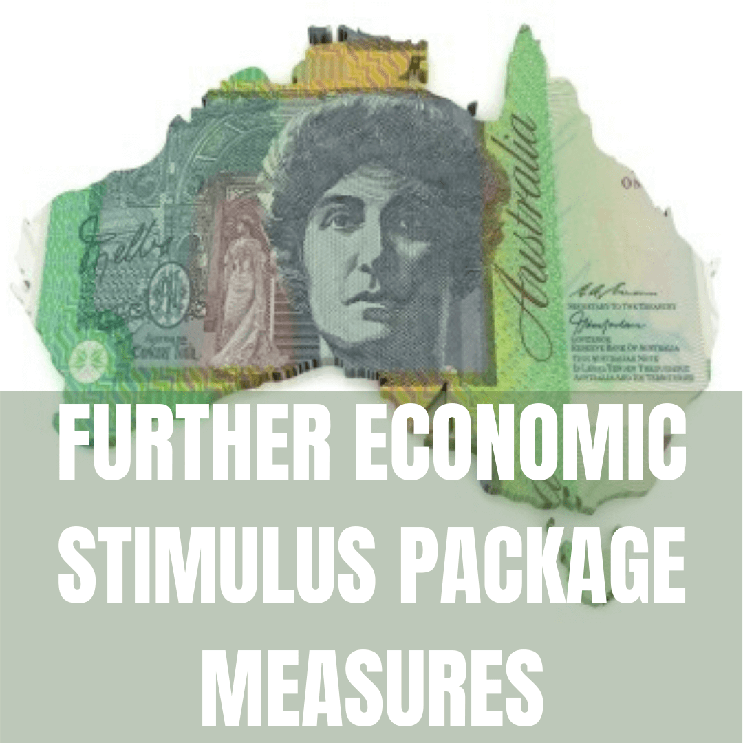 Government Coronavirus Stimulus Package (Take Two)